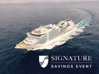 seabourn signature savings event